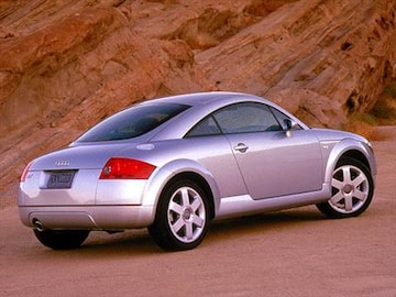 2000 Audi Tt Pricing Ratings Amp Reviews Kelley Blue Book