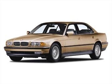 1995 bmw 735i e38 купить