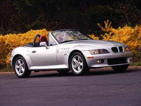 2000 bmw z3 pricing ratings reviews kelley blue book rh kbb com BMW Sports Car 2000 BMW Z3 2.8 Roadster