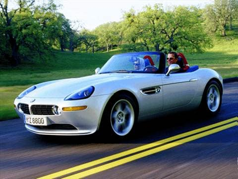 2000 BMW Z8 | Pricing, Ratings & Reviews | Kelley Blue Book