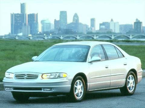 2000 Buick Regal LS Sedan 4D  photo
