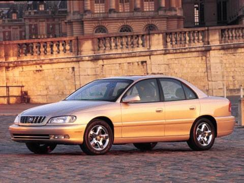 2000 Cadillac Catera Pricing Ratings Reviews Kelley Blue Book