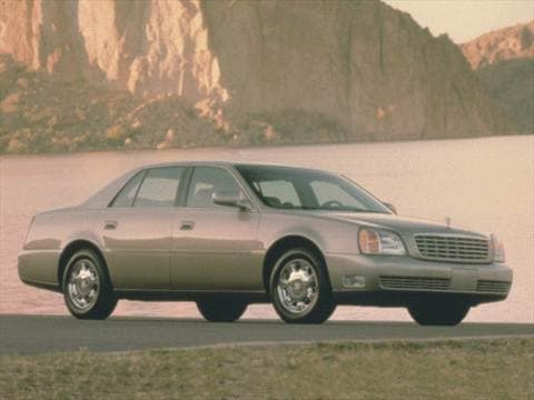 Car Blue Book Pricing >> 2000 Cadillac DeVille | Pricing, Ratings & Reviews | Kelley Blue Book