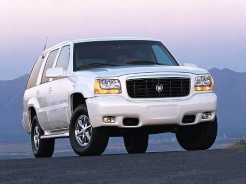 2000 Cadillac Escalade Sport Utility 4D  photo