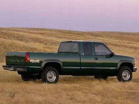2000 chevrolet 3500 extended cab Exterior