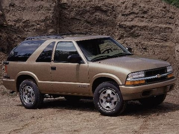 2000 Chevrolet Blazer | Pricing, Ratings & Reviews ...