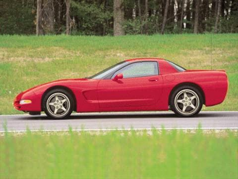 2000 Chevrolet Corvette Hard Top 2D  photo