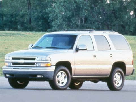 2000 chevrolet tahoe new