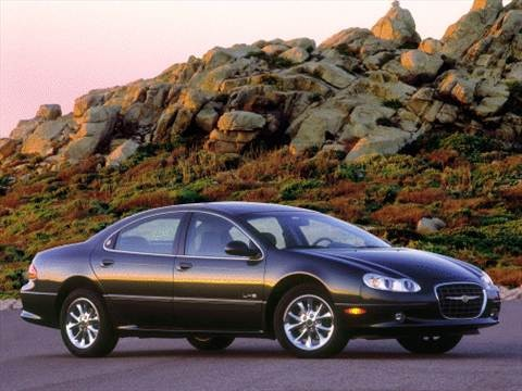 Blue Book Values >> 2000 Chrysler LHS | Pricing, Ratings & Reviews | Kelley Blue Book