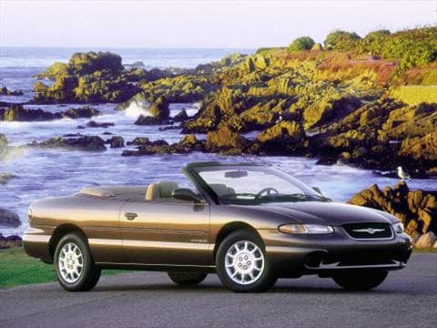 2000 chrysler sebring jxi convertible problems