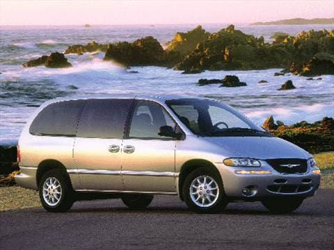 2000 chrysler town country pricing ratings reviews kelley blue book. Black Bedroom Furniture Sets. Home Design Ideas