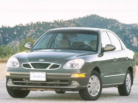 2000 Daewoo Nubira   Pricing, Ratings & Reviews   Kelley Blue Book