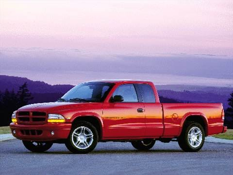 2000 Dodge Dakota Club Cab