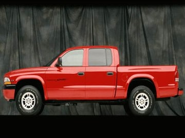 2000 Dodge Dakota Quad Cab Exterior