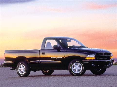 2000 dodge dakota regular cab