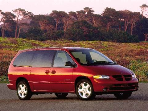2000 Dodge Grand Caravan Passenger Minivan 4D  photo