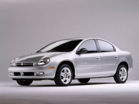 Dodge Dart Tire Size >> 2000 Dodge Neon | Pricing, Ratings & Reviews | Kelley Blue Book