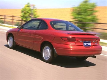 blue book used cars values 1997 ford escort electronic. Black Bedroom Furniture Sets. Home Design Ideas
