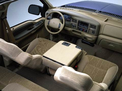 2000 Ford Excursion Pricing Ratings Reviews Kelley Blue Book