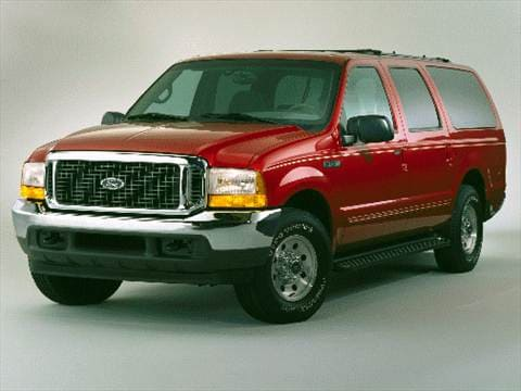 2000 ford excursion pricing ratings reviews kelley. Black Bedroom Furniture Sets. Home Design Ideas