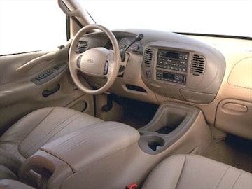 2000 Ford Expedition Interior
