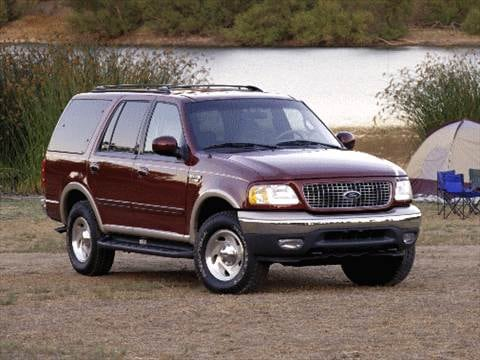 2000 ford expedition pricing ratings reviews kelley. Black Bedroom Furniture Sets. Home Design Ideas