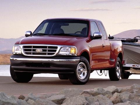 2000 ford f150 super cab pricing ratings reviews kelley blue book. Black Bedroom Furniture Sets. Home Design Ideas