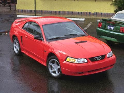 Blue Book Values >> 2000 Ford Mustang | Pricing, Ratings & Reviews | Kelley Blue Book