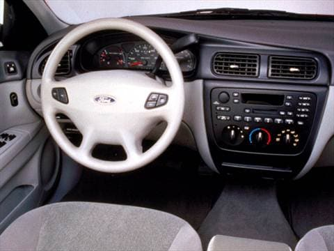 2000 ford taurus Interior