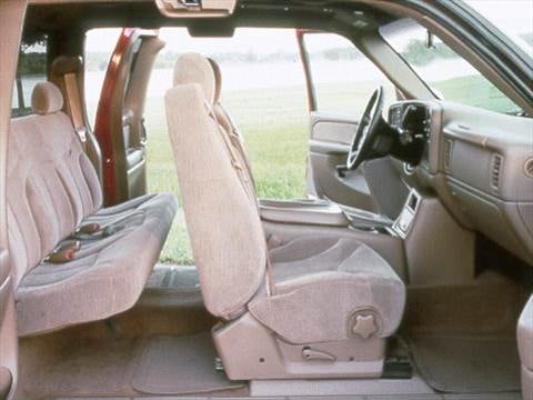 2000 gmc sierra 1500 extended cab Interior