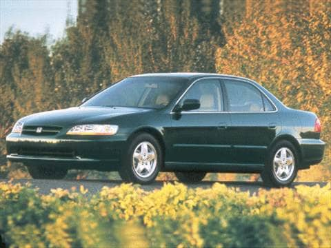 2000 honda accord Exterior