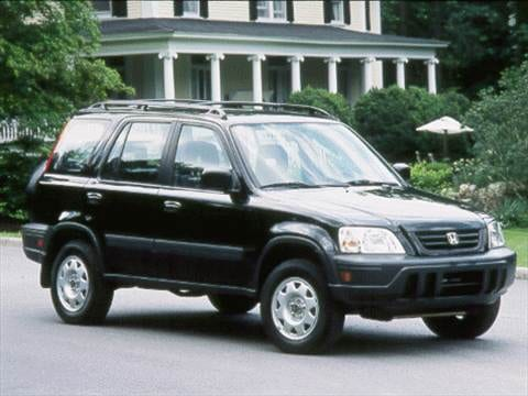 2000 Honda CR-V LX Sport Utility 4D  photo