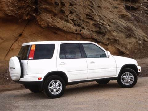 2000 Honda CR V Pricing Ratings & Reviews