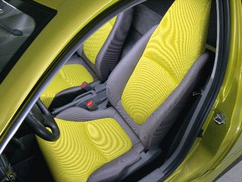 2000 honda insight Interior
