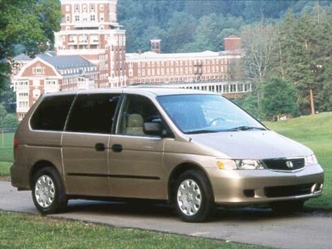 Honda Odyssey Frontside Htodylx