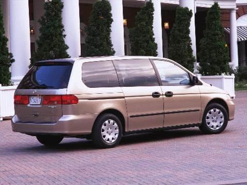 2000 Honda Odyssey   Pricing, Ratings & Reviews   Kelley Blue Book