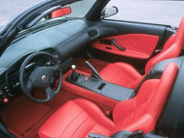 2000 Honda S2000 | Pricing, Ratings & Reviews | Kelley ...