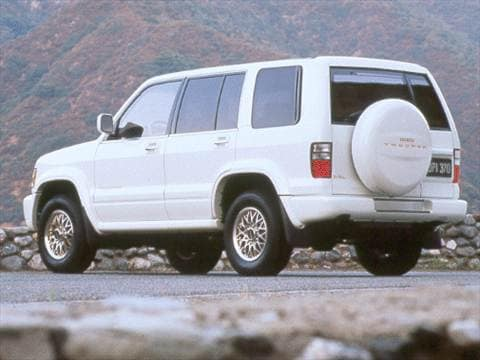2000 isuzu trooper Exterior