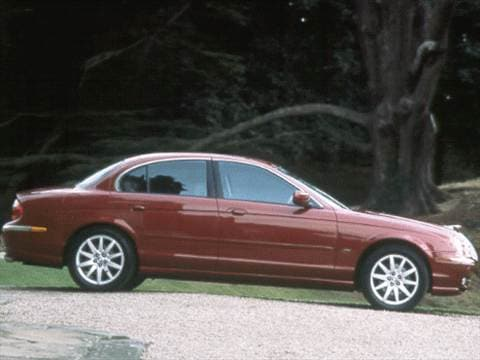 2000 Jaguar S Type Pricing Ratings Reviews Kelley Blue Book