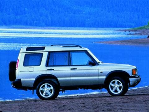 2000 land rover discovery series ii Exterior