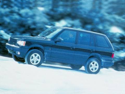 2000 Land Rover Range Rover 4.0 Sport Utility 4D  photo