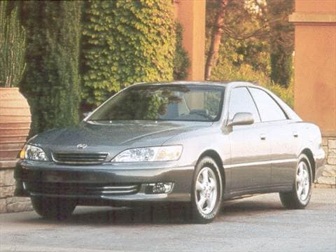 2000 Lexus ES ES 300 Sedan 4D  photo
