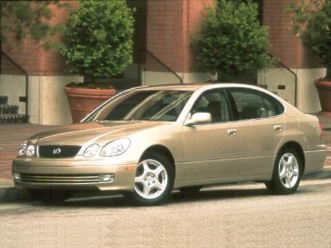 2000 lexus gs 350
