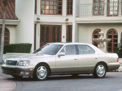 2000 Lexus LS LS 400 Sedan 4D  photo