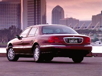 2000 Lincoln Continental | Pricing, Ratings & Reviews | Kelley Blue