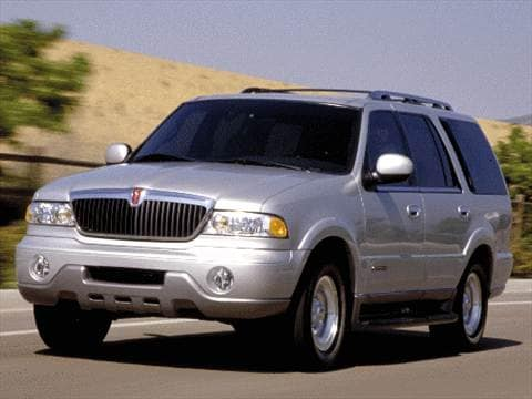 2000 Lincoln Navigator Pricing Ratings Amp Reviews Kelley Blue Book