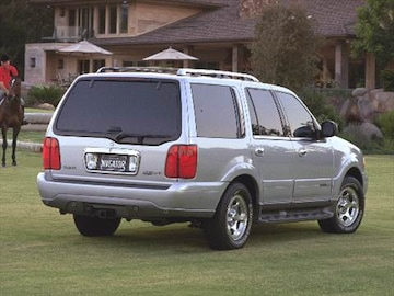 2000 Lincoln Navigator Exterior