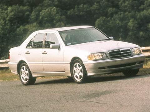 2000 Mercedes-Benz C-Class C230 Sedan 4D  photo