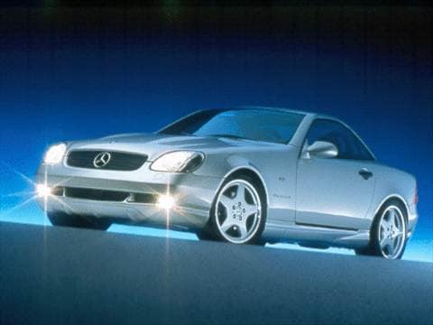 2000 Mercedes-Benz SLK-Class SLK230 Roadster 2D  photo