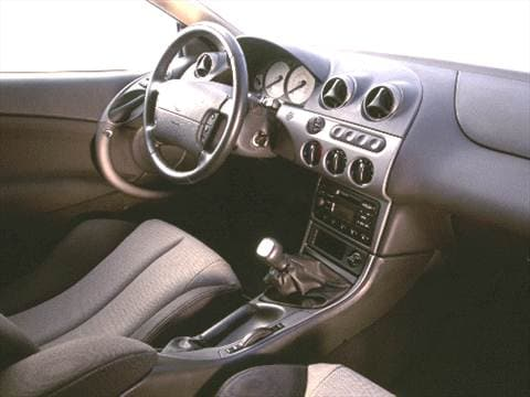 2000 mercury cougar Interior